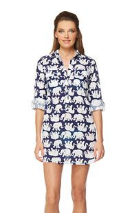 Captiva Tunic Cover-Up - Lilly Pulitzer