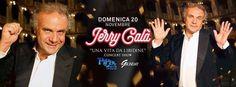 Jerry Calà Piper 20 novembre 2016 - PRENOTAZIONI
