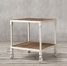 All Side & Entry Tables | RH