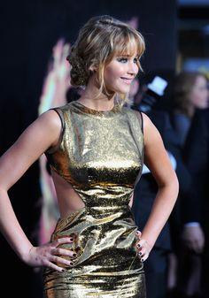 Jennifer Lawrence Beauty