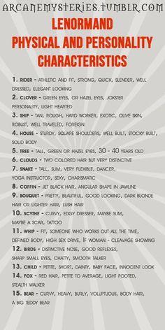 Tarot Tips http://arcanemysteries.tumblr.com/
