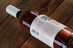 Pastor winery's wine with screw cap / 2015 on Behance