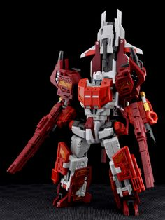 MakeToys Quantron (3rd party Technobots - Scattershot)