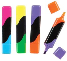 Look no further than GEDDES School Supply Store for great prices on office items you need like this Highlighter Pair, shop discount school supplies today! School Supply Store, Discount School Supply, Too Cool For School, School Fun, Cool School Supplies, Stationary Supplies, Cool Paper Crafts, Pink Highlights, Cute Stationery