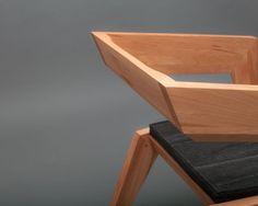 2R Armchair by Sien Studio