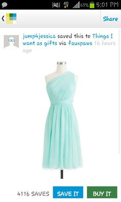 Love this bridesmaids dress!!