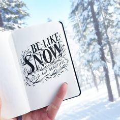 Be cold, be beautiful. ❄ #sparkletters #handlettering #lettering #calligraphy #moderncalligraphy #typography #type #typematters #typeface #typespire #thedailytype #typedaily #goodtype #artoftype #design #thedesigntip #doodle #ink #tombow #handmadefont #moleskine #winter #winterwonderland #snow #tahoe #northstar #snowboarding