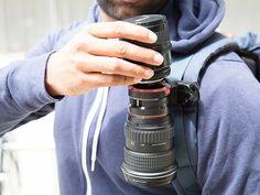一眼カメラのレンズ交換がはかどる便利アイテム「LENS Kit」 - ライブドアニュース