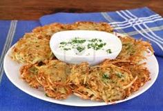 POTATO PANCAKES La Madeleine Copycat Recipe More