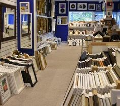 Entrepreneurial Picture Framing Business $375,000+SAV For Sale in Brisbane QLD…