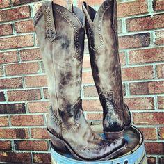 American Liberty, American Tan Boots $320.00 #SouthernFriedChics