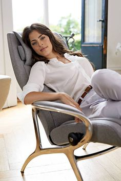 Stressless YOU John aluminum - Ekornes.com