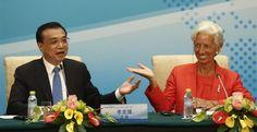 Το ΔΝΤ αναθεώρησε προς τα πάνω την πρόβλεψή του για την ανάπτυξη της Κίνας το 2016 ~ Geopolitics & Daily News