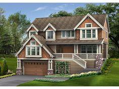 81 best Modern Craftsman Plans images on Pinterest | Craftsman homes ...