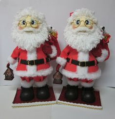 Fofucho Papa Noel, Santa Claus.