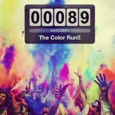 89 days an counting!! I'm just a wee bit excited for this thing.