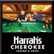 Cherokee casino live spill