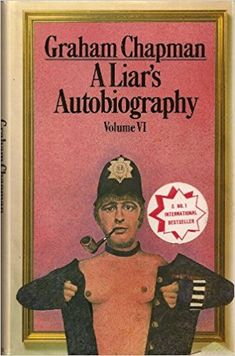 A Liar's Autobiography: Volume VI Alex Martin, Douglas Adams, Sherlock, Graham, My Books, David, Humor, Amazon, Amazons