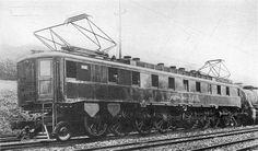 PRR FF1 experimental engine