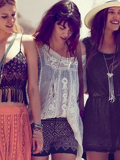 Free People Passage to India Tee at Free People Clothing Boutique