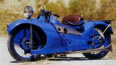 Bike Find of the Day – George Roy's 1929 Majestic | MotoFotoStudio.com