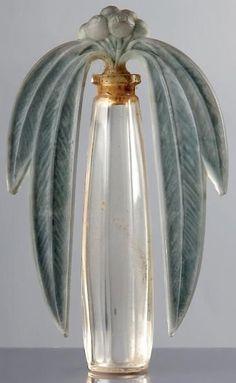 Lalique - Eucalyptus Perfume Bottle - 1919
