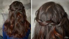 Penteado - Trança