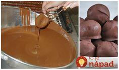 Výborný recept na ľadovú čokoládu na ktorú treba len dve prísady - čokoládu a kokosový olej. Recept mám od skvelého maďarského cukrára, ktorý má cukráreň v meste Győr.  Potrebujeme:  80 gramov kokosového oleja    100 gramov čokolády (Ideálne mliečnu Thing 1, Chocolate Fondue, Pancakes, Pudding, Breakfast, Desserts, Food, Hampers, Morning Coffee