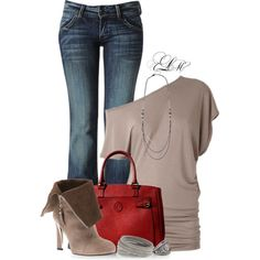 """Night Out"" by tmlstyle on Polyvore"