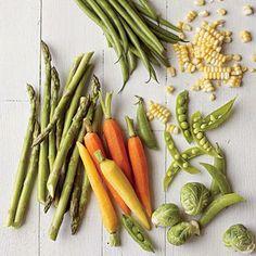 How to Freeze Fresh Veggies   CookingLight.com