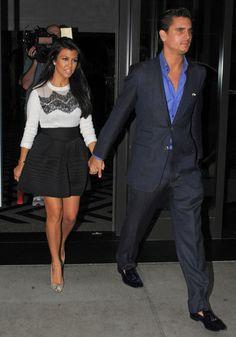 Love her outfit - Kourtney Kardashian