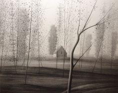 Robert Kipniss (1931-) - Spring Secrets