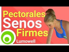 Ejercicios para Pectorales en Casa - Rutina para Mujeres para tener Senos Firmes - YouTube