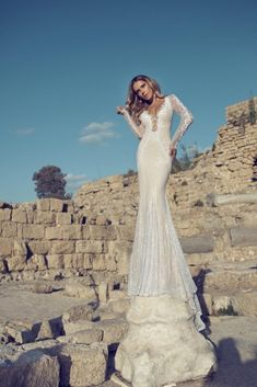 Julie Vino S/S 2014 Bridal Collection - Fashion Diva Design