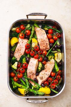 OKelly Fish from The Fast Diet Recipe Book by Mimi Spencer with DrSarah Schenker - Slow Carb Low Carb High Taste! Fish Recipes, Seafood Recipes, Paleo Recipes, Cooking Recipes, Fast Food Diet, Healthy Snacks, Healthy Eating, Weight Loss Meals, Good Food