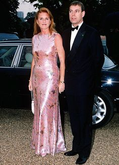 The Duke and Duchess of York (Prince Andrew and Sarah Ferguson) together, and even considered remarrying. English Royal Family, British Royal Families, Sarah Ferguson, Sarah Duchess Of York, Duke And Duchess, Reine Victoria, Queen Victoria, Princesa Eugenie, Prinz Philip