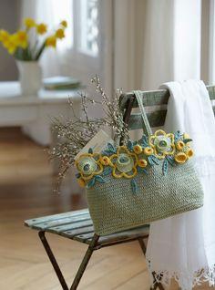 Marie Claire Idées Crochet Natura DMC