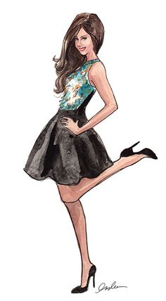 The Sketch Book – Inslee Haynes | Fashion Illustration by Inslee | Page 10