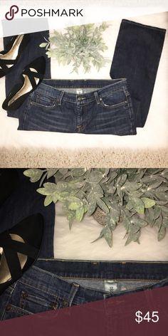 🍀 Lucky Brand Bootcut Denim Jeans Beautiful denim jeans, EUC. Bootcut. Medium wash. Lucky Brand Jeans Boot Cut