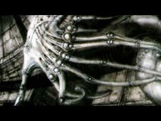 HR Giger Alien Visions V2 HD --- HD Montage of HR Giger art and images from the Alien movie and other work.