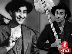 Proud, yet responsible, that's how Ranbir Kapoor feels on being the grandson of Late Raj Kapoor