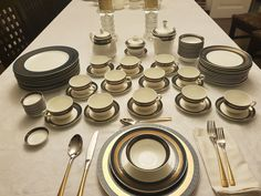 Table Settings, Dinnerware, Table Top Decorations, Place Settings, Desk Layout