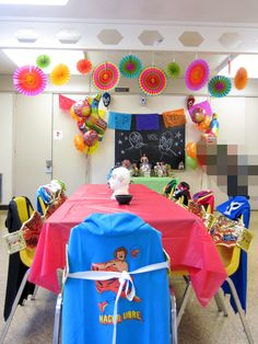 Nacho Libre birthday party!!!! Awesome except we'd have the most fun! @rachaelruiz