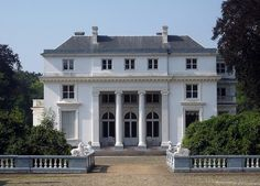 hof ter linden Luxury Mansions, Neoclassical, Houses, Architecture, House Styles, Places, Inspiration, Ideas, Home Decor