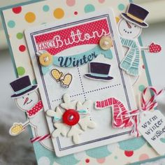 How stinkin' cute is this???  Betsy Veldman is BRILLIANT with color.
