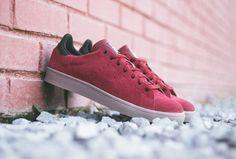 Adidas Stan Smith Vulc – Burgundy