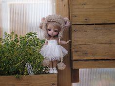 1//6 BJD Doll SD Doll Iplehouse Bid Elin Free Face Make UP+Free Eyes