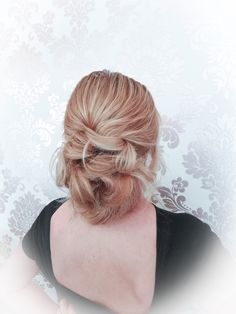 Hairstyling by Christina Gubier Hair Styles, Fashion, Hair Plait Styles, Moda, Fashion Styles, Hair Makeup, Hairdos, Haircut Styles, Hair Cuts