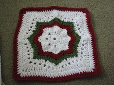 Ravelry: butterfly214's Cheery Chirstmas Swap - Sending Squares