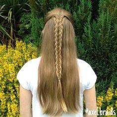 A half up twisted edge fishtail. Inspired by @jennishairdays . 🍓. #braid #braids #cute #pretty #hair #hairstyle #hairstyles #hairgoals #hairposts #cghphotofeature #cutegirlshairstyles #featuremejehat #ib_featureme #ab_feature #tinkerfeature #yiyayellowfeature #braidsforlittlegirls #braidsforgirls #sweetheartshairdesign #instibraid #instahair #hairsryles_for_girls #hotbraidsmara #jennielisabetcontest #beyondtheponytail #longhair #braidgoals #blondehair #fishtailbraid #twistededgefishtail